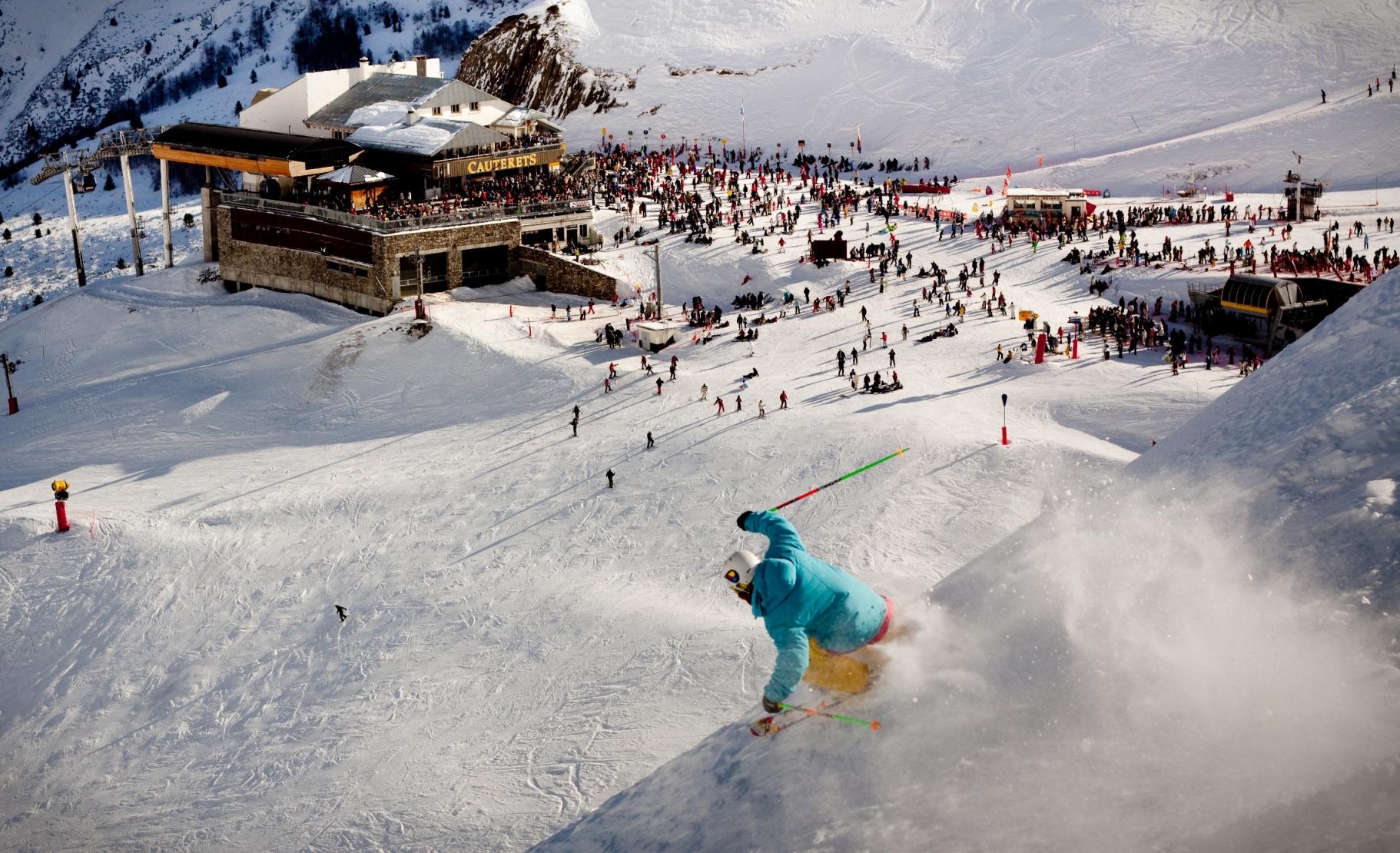 Cauterets altitude 1730m 2450m cauterets hautes - Office du tourisme cauterets hautes pyrenees ...